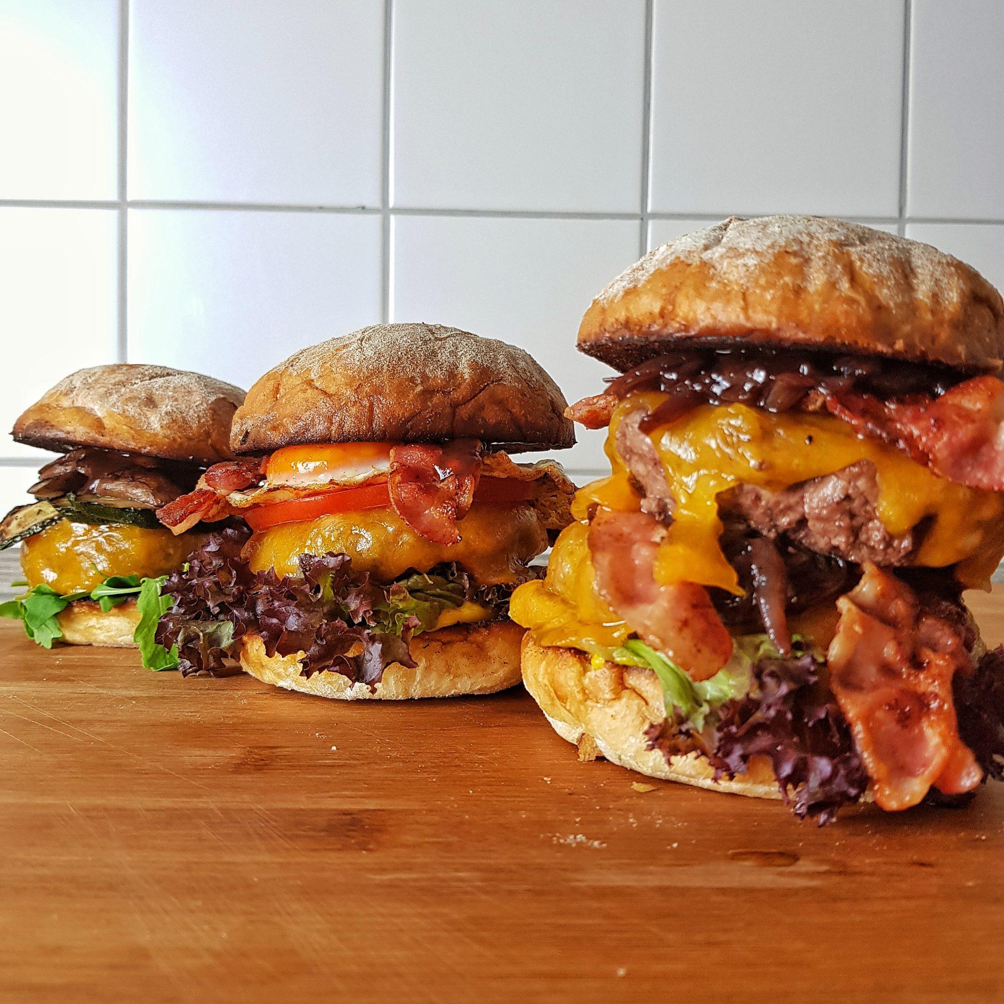 Der perfekte Burger!?